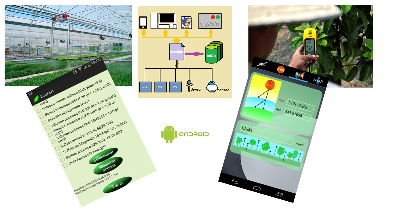 ICT's for agriculture and industry